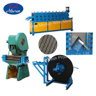 Conveyor Belt Mesh Machine