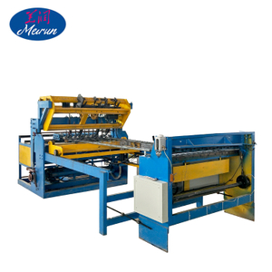 High speed automatic wire fence mesh welding machinery/Welding Equipment /welded wire mesh machine
