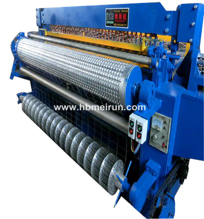 Welding Electrode Production Line/ Fence Steel Wire Mesh Welding Machine