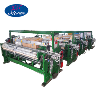China rapier weaving loom fiberglass weaving machine/rapier weaving machine