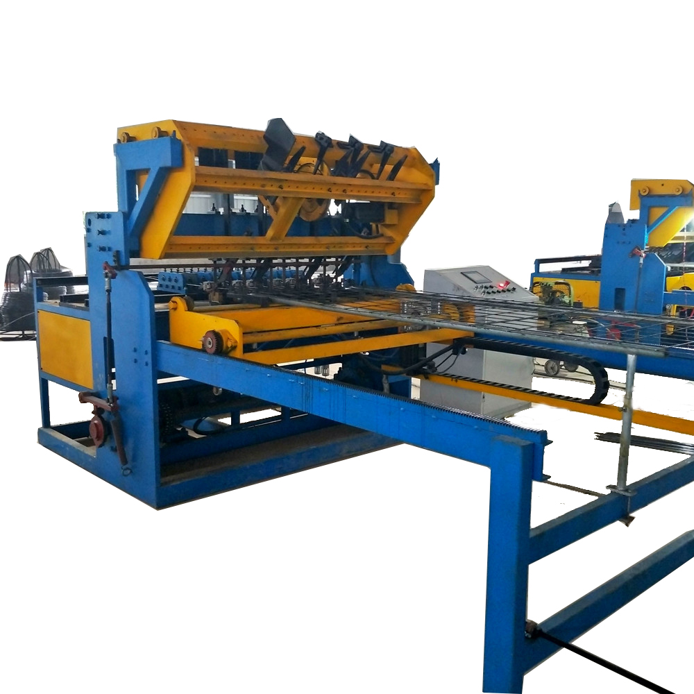 fully automatic 3d fence wire mesh welding machine for fence panel popular with the Nepal