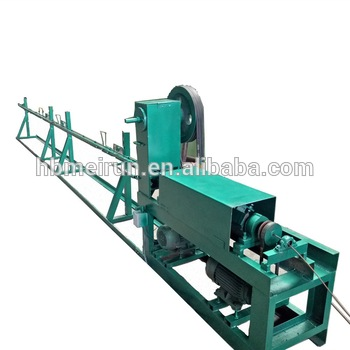 High Speed Low Price Automatic And Electric Straight Line Wire Drawing Machine