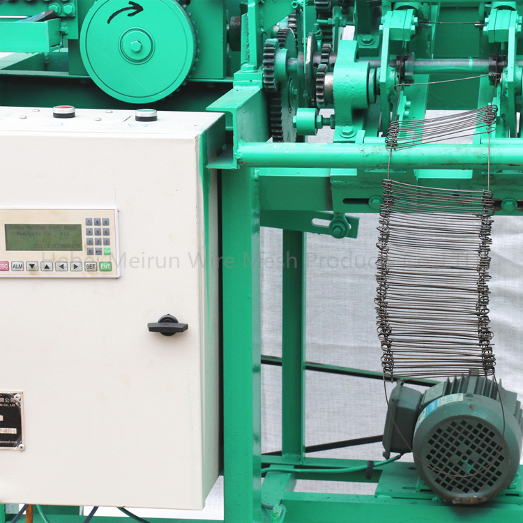 High Working Efficiency stable performance 4-20 inches wire looping double loop tie wire machine for binding rebars