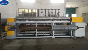 Hexagonal Wire Netting Machine