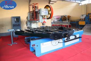 Aluminum Perforated Metal Sheet Making Machine