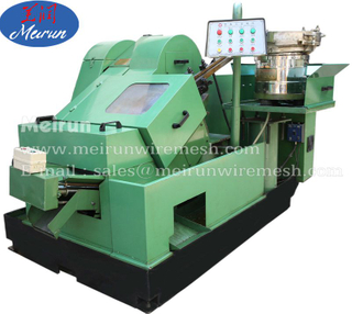 Screws Wire Nail Making Machine