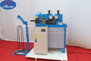 Single Welded Loop Baling Wire Machine