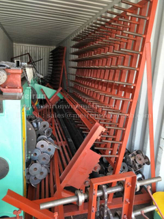 Gabion Wire Netting Machine